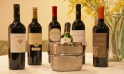 Rótulo garrafa de vinho - varios