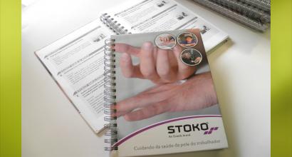 Caderno brinde Stoko