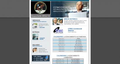 Website Apolo XI