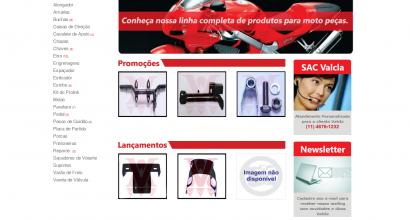 Website Valcla