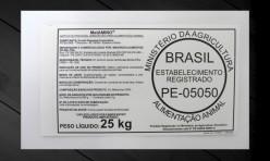 Etiqueta Adesiva Metamino