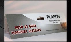 Solapa para materiais elétricos