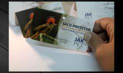 Solapa para produtos PET