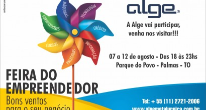 Mailing Marketing FEIRA DO EMPREENDEDOR - ALGE