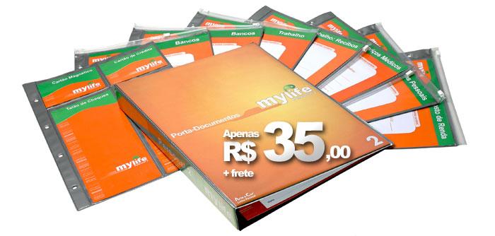 Porta documentos Mylife Personal2