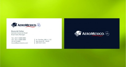 Cartão Aeromexico