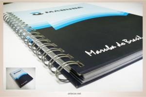 Caderno Maruba do Brasil