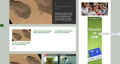 Blog em Wordpress - Ets & Etc