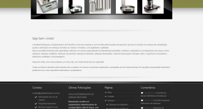 Website Wordpress Qualitech