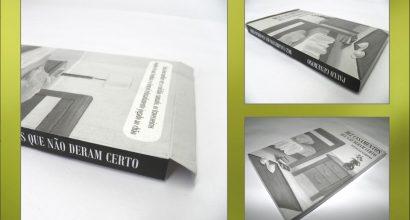 Embalagem para livro