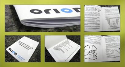 Manual Regulamento Interno - Orion