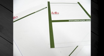 Papel Carta - Lello Documentação