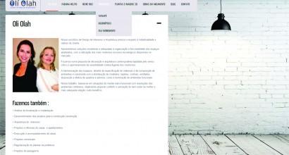 website - oliolah.com.br