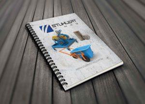 Caderno Personalizado para Empresa