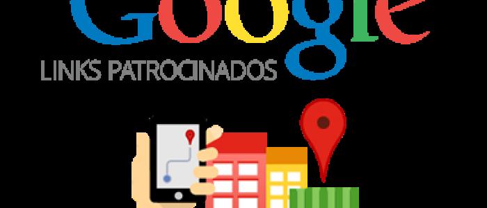 Os Links Patrocinados, a principal estratégia de anúncios do Google.