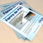 Folheto para Forro PVC