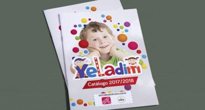 Catálogo de Produtos Infantis