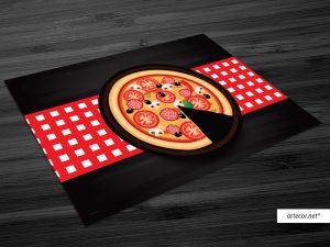 Jogo Americano para Pizzarias