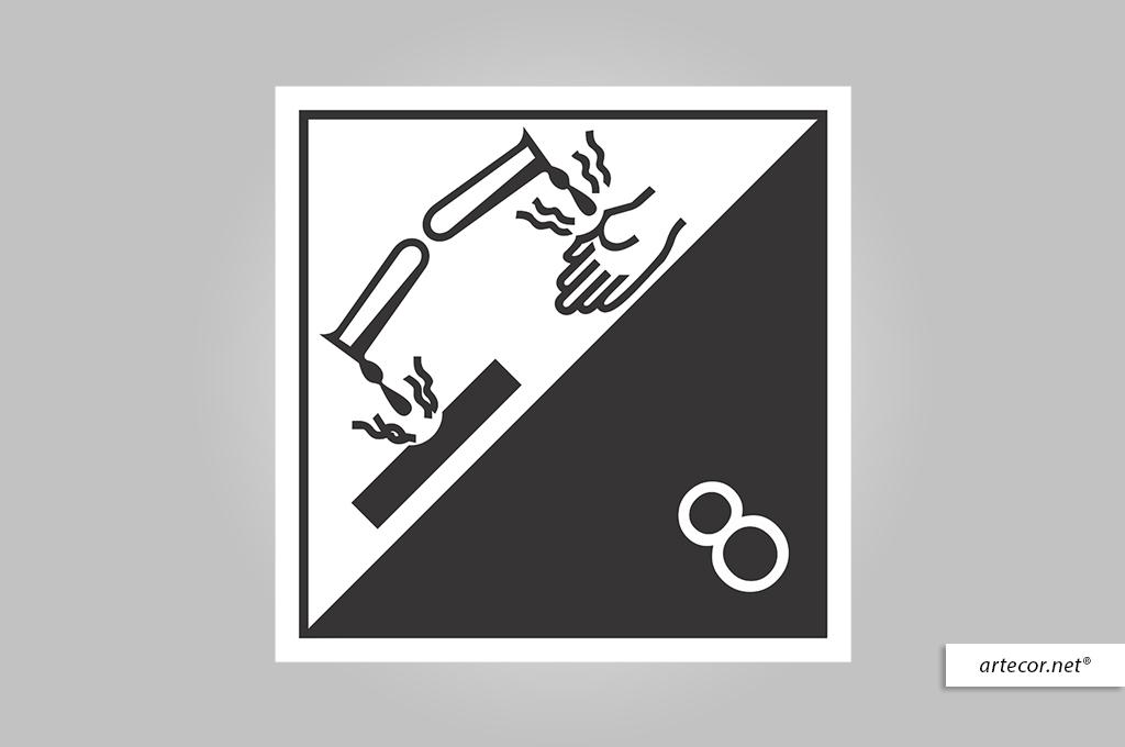 placa-de-simbologia-de-risco-corrosivo-n8