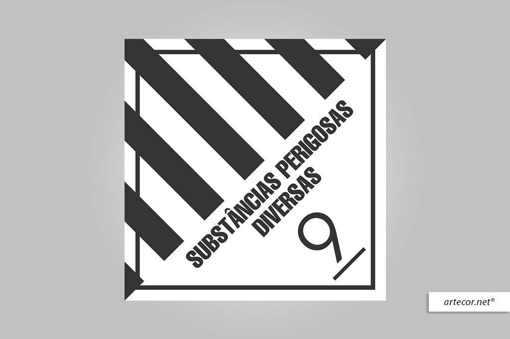 placa-de-simbologia-de-risco-substancias-perigosas-diversas-n9