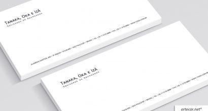 Envelope Ofício para Advogados