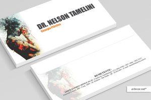 Envelope Ofício para Consultórios