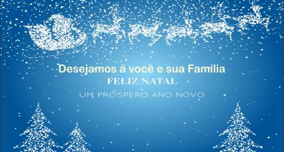 Cartões Postais de Natal e Ano Novo