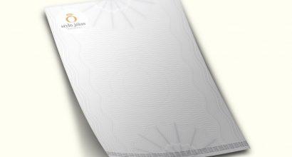 Papel Moeda - Certificado para pedras e jóias